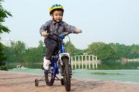 Đạp xe tăng chiều cao cho bé phát triển tầm vóc tối ưu