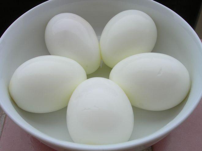 bóc trứng
