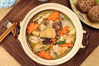 Cách nấu lẩu gà thơm lừng nóng hổi đãi khách ngày mưa