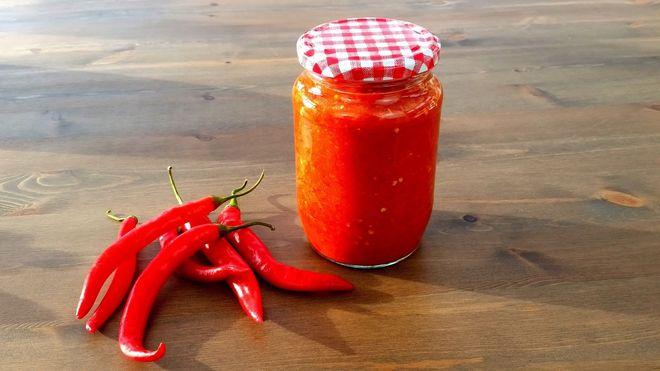 tương ớt chua ngọt