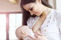 Bé không chịu bú mẹ phải làm sao để khắc phục