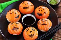 Cách làm món ăn vặt cho mùa Halloween thêm sôi động