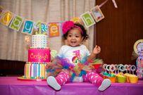 Tổ chức sinh nhật cho bé một tuổi và 4 lưu ý dành cho mẹ