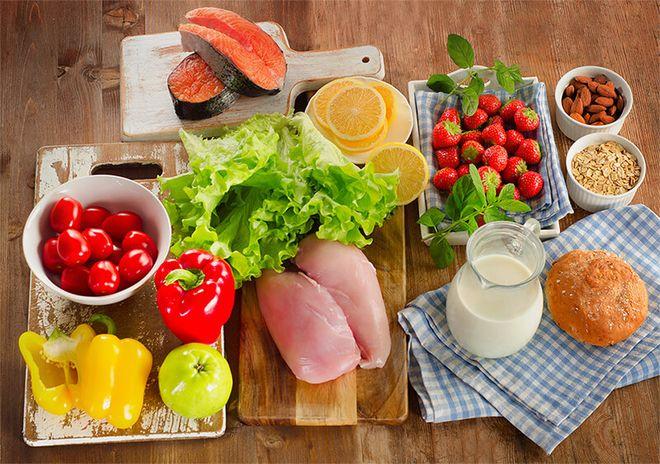 dinh dưỡng thiết yếu
