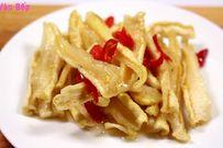 4 cách làm củ cải muối thơm ngon đơn giản cho cả nhà