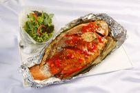 Cá rô phi nướng giấy bạc - cách làm cho món cá nướng ngon không chỗ chê
