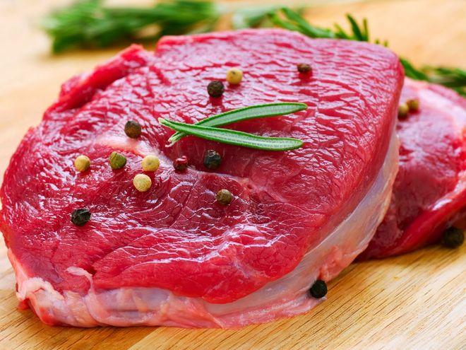 thịt bò ướp