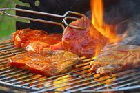 Bò nướng BBQ cho buổi dã ngoại thú vị