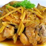 Cách kho vịt kho gừng thơm ngon cho bữa cơm gia đình thêm tròn vị