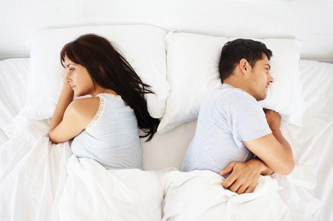 Cấm chồng quan hệ