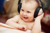 Bé yêu ngủ ngon và phát triển não bộ nhờ âm nhạc
