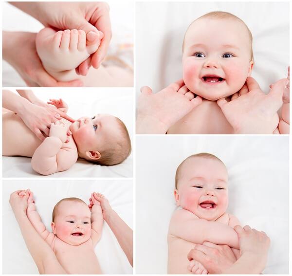 chăm sóc trẻ sơ sinh 2 tháng tuổi