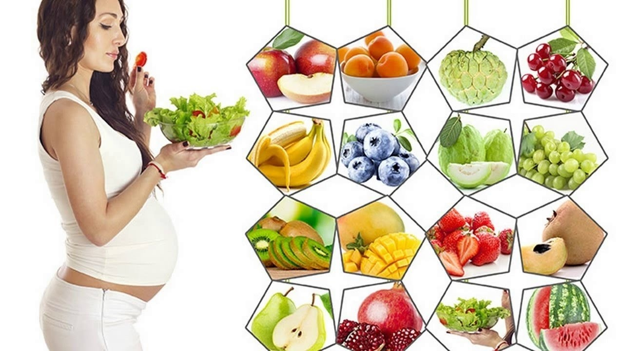 Thai 32 tuần dinh dưỡng cho mẹ chuẩn cân nặng cho bé