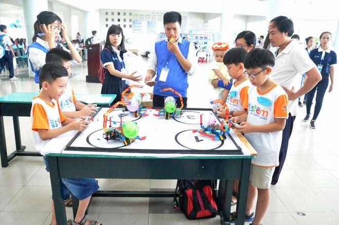 phát triển khả năng sáng tạo của trẻ