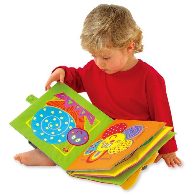 trẻ đọc sách