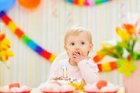 Cách tổ chức sinh nhật cho bé tại nhà khi con một tuổi