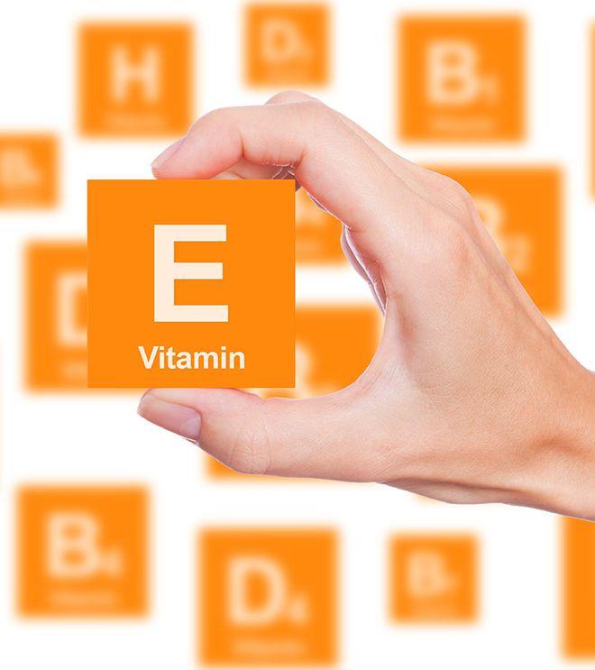 bổ sung vitamin E cho bé