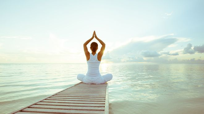 yoga thư giãn