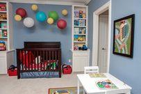 Trang trí phòng ngủ cho bé trai như thế nào là hợp lý?