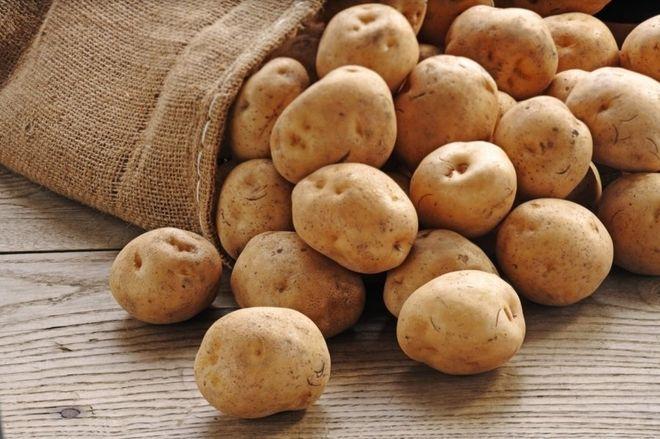 cách chọn khoai tây ngon