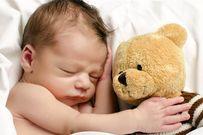 Gấu bông cho bé dưới 1 tuổi mẹ có nên mua hay không?