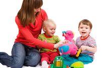 Giữ trẻ ngoài giờ - công việc giúp kiếm thêm thu nhập cho mẹ bỉm sữa