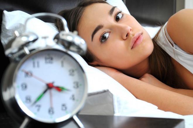 mất ngủ giai đoạn đầu thai kỳ
