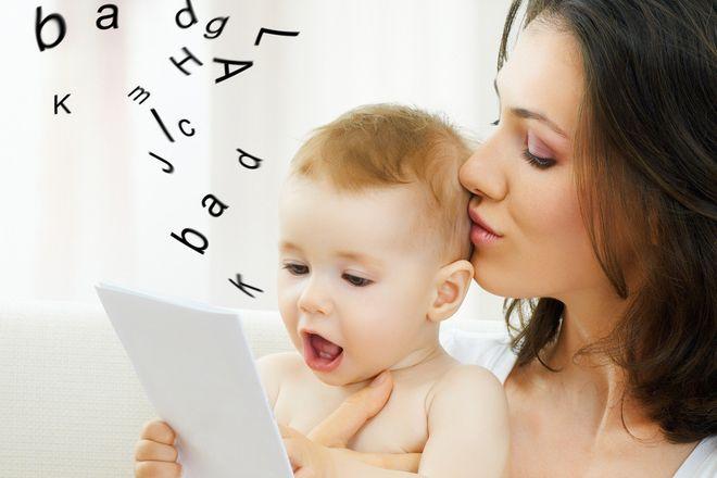 dạy bé phát âm