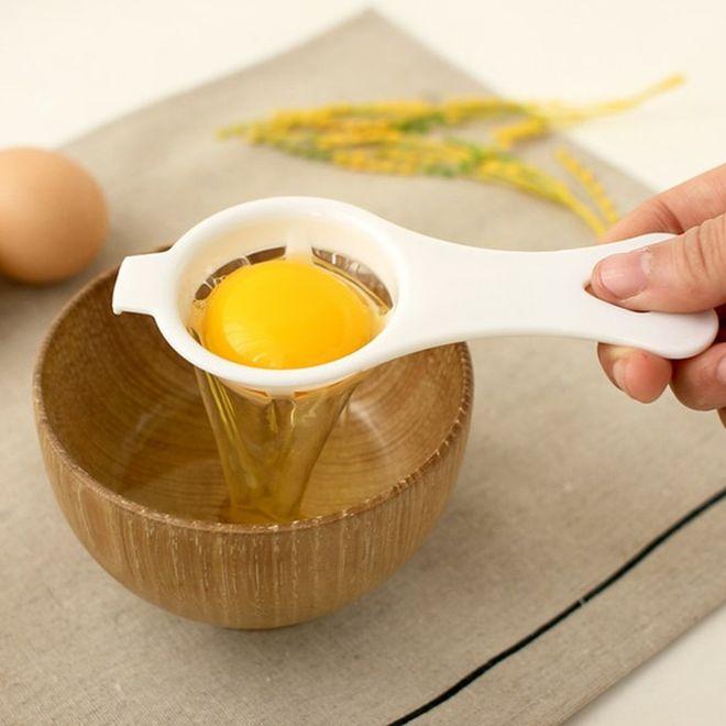 lòng trắng trứng gà