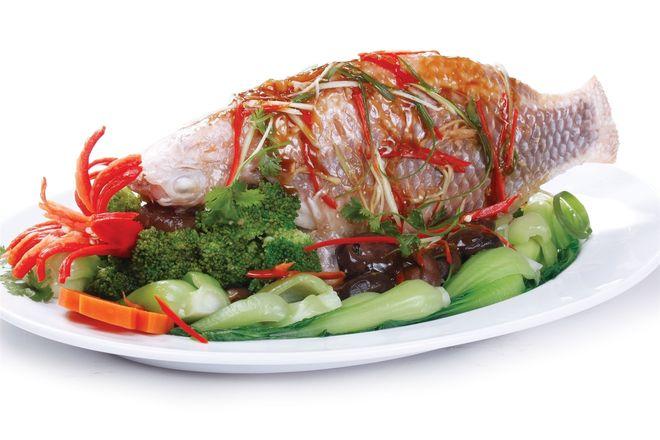 Kết quả hình ảnh cho món ngon từ cá trắm