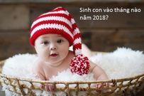 Sinh con hợp tuổi bố mẹ năm 2018 - tháng nào tốt nhất?