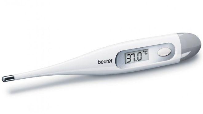 Khi trứng rụng rồi thì nhiệt độ cơ thể phụ nữ sẽ tự nhiên vượt lên trên 37 độ C