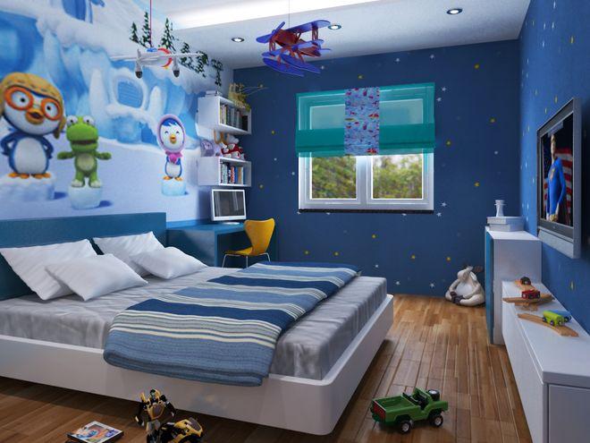không gian ngủ