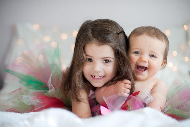 chị và em