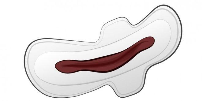 ra máu nâu khi mang thai