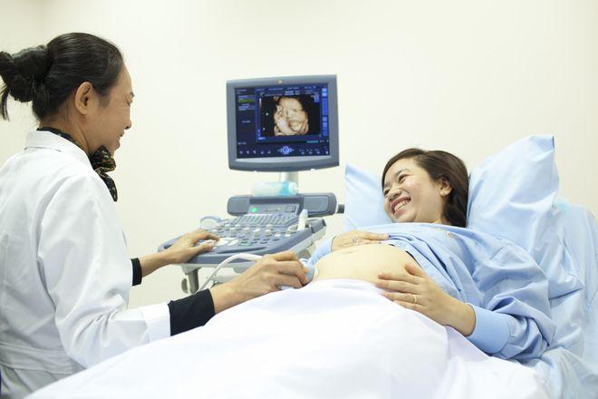 Siêu âm thai 3,4 chiều
