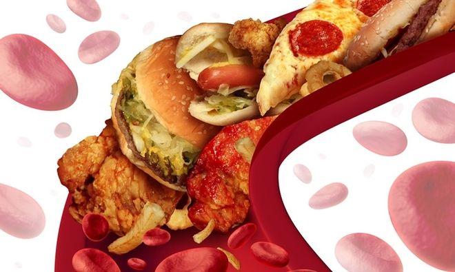 tăng cholesterol trong máu