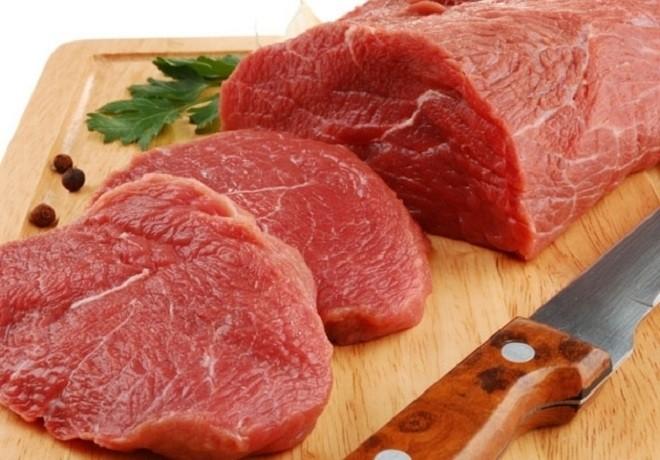 chọn phần thịt bò tươi ngon