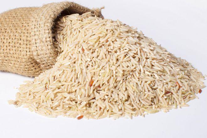 gạo lứt