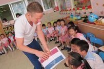 Lớp dạy tiếng Anh cho trẻ 4 tuổi ở trung tâm nào uy tín nhất hiện nay?
