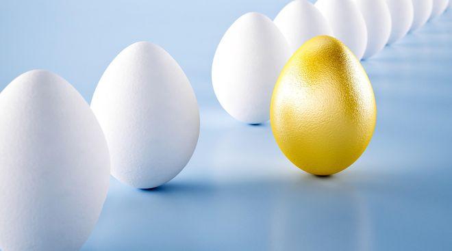 cơ thể luôn tồn tại một kho trứng