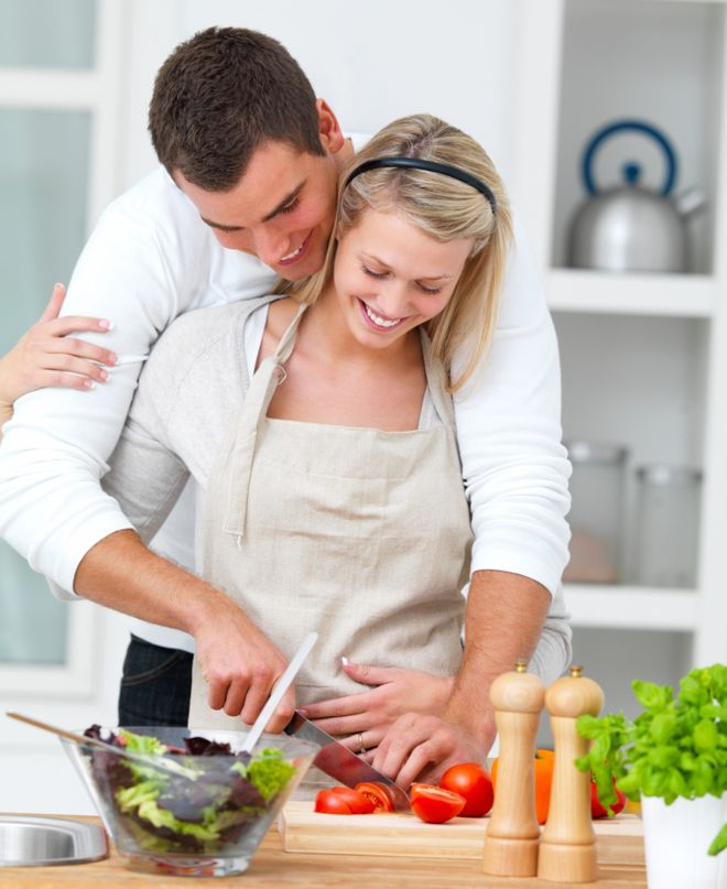 ăn uống điều độ, làm việc khoa học... để vợ chồng sản sinh ra trứng, tinh trùng khỏe, tăng cơ hội thụ thai