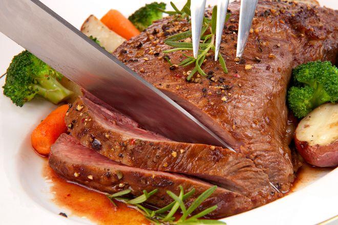Thịt đỏ giúp tinh trùng nam giới khỏe mạnh