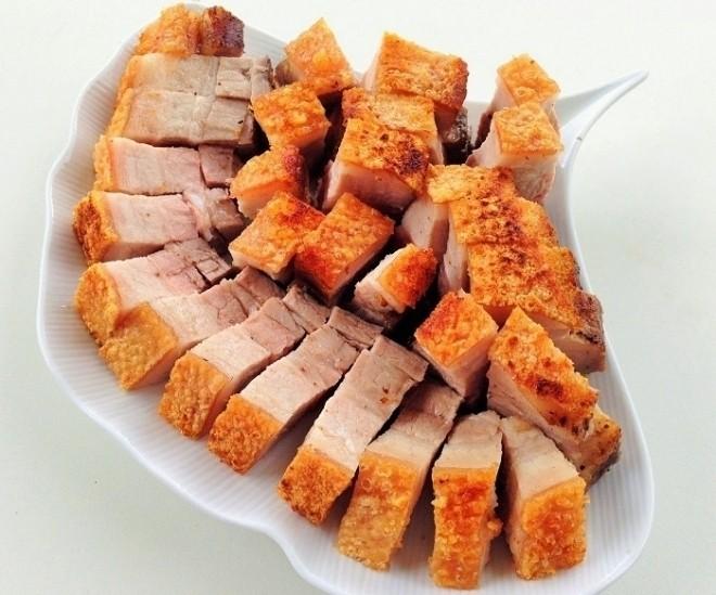 thịt rán