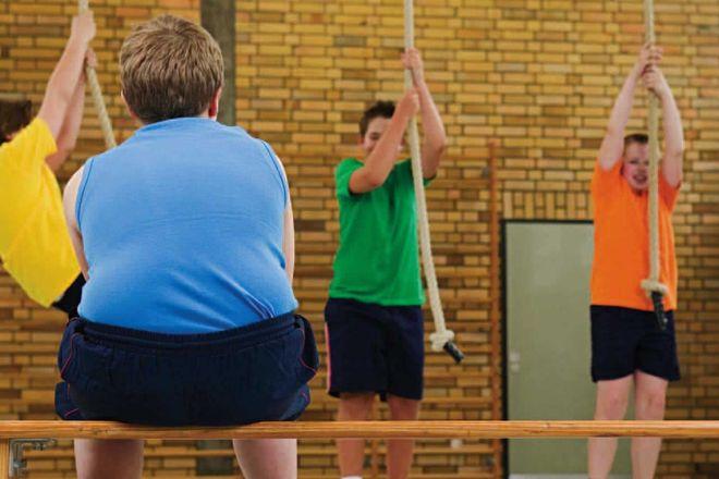 Trẻ béo phì thường bị mặc cảm tự ti về cân nặng của mình