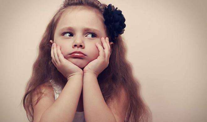 Trẻ 3 tuổi thường bướng bỉnh