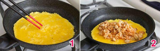 cuộn trứng