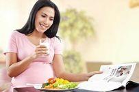 Bà bầu ăn gì để con được khỏe mạnh và thông minh?