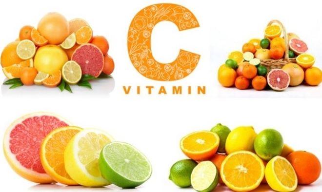 nên bổ sung thực phẩm giàu vitamin C