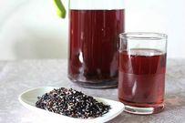 Hướng dẫn cách làm bột gạo lứt mè đen giảm cân, lợi sữa